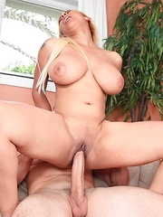 Jmac was all about it and took her inside the house quickly where she stripped and the real party started so you dont want to miss this sex machine show you all her awesome tricks its super hot