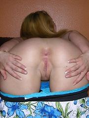 Big Breasted Blonde Amateur Girl - Raina