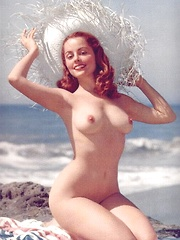 Diane Webber is one of the hottest fifties chicks