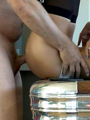 Wifey Trains Cock As A Sex Surrogate
