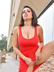 Darcie The Red Dress